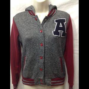 Junior's size Medium REFLEX varsity jacket